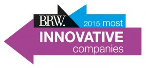 BRW Innovation Logo